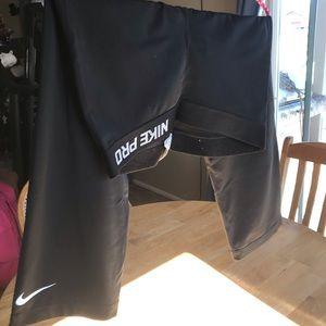 Nike Pro Capri Workout Pants